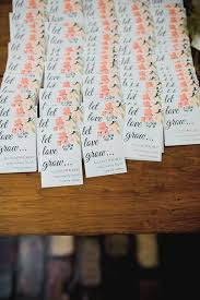 25 best seed wedding favors ideas on pinterest inexpensive Seed Cards Wedding Favors let love grow custom seed wedding favors (50 count) sealed with seeds included plantable seed cards wedding favors