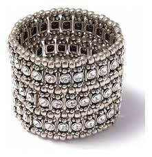 Купить браслет roselyne с прозрачными кристаллами <b>Philippe</b> ...