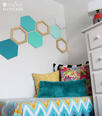 what do you guys think of the hexagon trend if you want to try this out yourself we have this set of 8 hexagons available now in our check it out