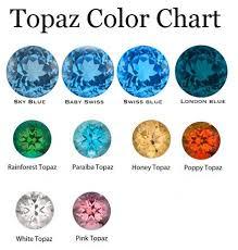 Image Result For Topaz Colors In 2019 Topaz Birthstone