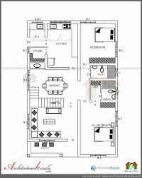 1000 sq ft house plans 2 bedroom indian style lovely 500 square foot modern small of
