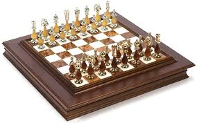 Wooden Horse Race Game Pattern Backgammon Chess Checkers Domino Sets More Bello Games New 17
