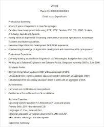 experienced professional resume template scrum master resume