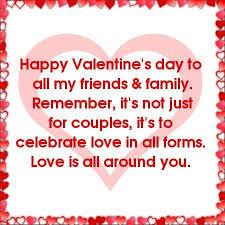 happy valentine s day friends. Wonderful Valentine Happy Valentineu0027s Day To All My Friends And Family Love Hearts Animated  Bouquet Valentines Day Valentineu0027s Happy  For Valentine S Friends