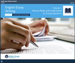 online english essay writing course