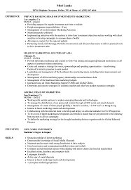 Download Marketing Head Resume Sample as Image file