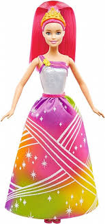 <b>Кукла Barbie Радужная принцесса</b> с волшебными волосами 29 ...