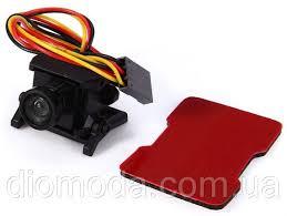 Камера fpv tarot tvl ° pal v курсовая мини tlm  Камера fpv tarot 520tvl 120° pal 5 12v курсовая мини tl300m1