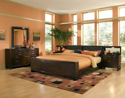 Light Cherry Bedroom Furniture Living Room Paint Colors That Look Good With Dark Brown
