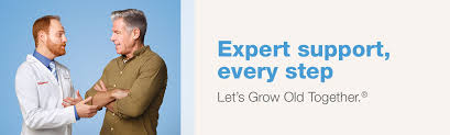 expert support every step let s grow old together