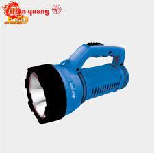 Đèn Pin LED Điện Quang ĐQ PFL08 R BBL (Pin sạc, Xanh dương- Đen)
