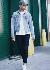 Light Blue Jeans Men S Style Double Denim Denim Jacket Men Denim Jeans Men Light Wash