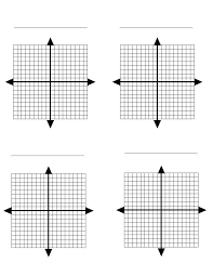 Free Printable Graph Paper With X And Y Axis Numbered Paper