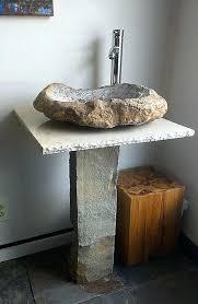 stone bathroom sinks shining inspiration stone sinks for bathrooms 9 best vessel bathroom images on in stone bathroom sinks