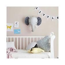 stuffed animal head wall mount