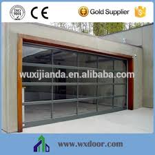 insulated glass garage doors. Top 10 Automatic Transparent Security Roller Up Garage Doors/aluminum Glass Doors/insulated Insulated Doors