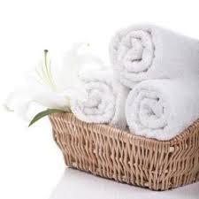 spa towel storage. How To Fold Towels Like A Hotel Fancy (9 Steps)   EHow Spa Towel Storage
