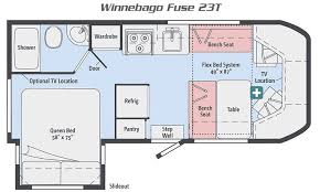 giant rv winnebago fuse wft click here for more rv pictures 1