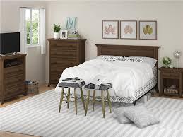 Oakridge Bedroom Furniture Amazoncom Altra Oakridge 5 Drawer Dresser Homestead Oak