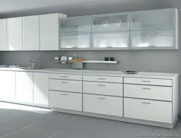 modern white cabinet doors. Exellent Cabinet Excellent Modern Glass Kitchen Cabinets Pictures Of Kitchens White  Page With Frosted With Modern White Cabinet Doors K