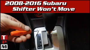 Bypass Brake Light Switch Subaru Shifter Stuck In Park Bypass And Repair Tips Brake Light Switch