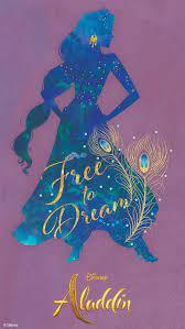 Princess Jasmine, cartoon, animation ...