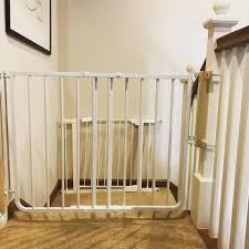 Gate For Stairs Best Gate For Top Of Stairs Baby Safe Homes
