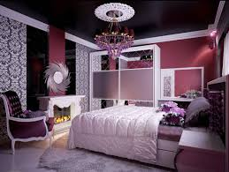 Purple Teenage Bedrooms Pink Leather Single Bed Leather Teenage Bedroom Decor Gray