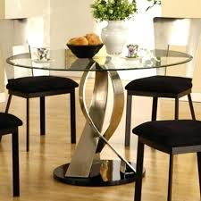 dining table set round glass modern round glass dining table round glass dining sets best glass