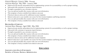 Easy Resume Samples Resume Best Resume Example Examples Of Good Resumes That Get 31