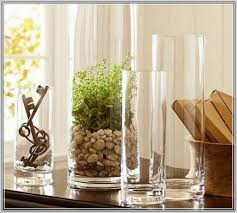 ... Glass Vases Decorating For Centerpieces Ideas With Regard To Decorate