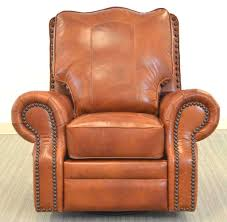 comfortable leather recliners