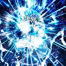 YEL Super Saiyan God SS Gogeta Art ...
