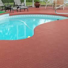patio floor. Patio Outdoor Tile Showing Terracotta Pool. Floor S