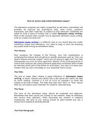 how to write a synthesis essay example of a good thesis statement  best english essay essay writing center as you know there are three the english essay