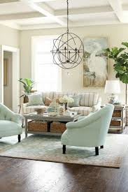 Trending Living Room Colors 45 Coastal Style Home Designs The Chandelier Turquoise And