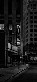 diner sign financial district iPhone 11 ...