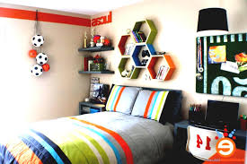 Boy Room Ideas Boys Decor My Home Design And Interior Sports Bedroom