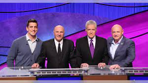Aaron Rodgers on Celebrity Jeopardy!