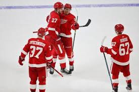 Detroit Red Wings Depth Chart Red Wings Stock Report Which Young Players Helped Their