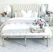 bedroom inspiration gray. Pink Grey And White Bedding Bedroom Inspiration Decor  Linen Duvet Cover Tufted Gray