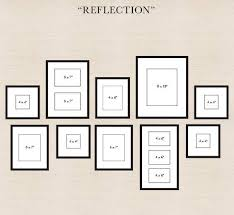 picture wall collage template gallery wall template reflection diy wall art on wall art collage template with picture wall collage template gallery wall template reflection diy