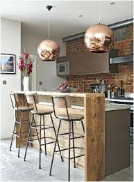 Image Glass Pendant Kitchen Bar Lights Kitchen Bar Lights Fresh Smart Industrial Style Breakfast Bar With Copper Touches Cheaptartcom Kitchen Bar Lights Kitchen Bar Lights Fresh Smart Industrial Style