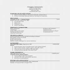 Scholarship Resume Template Unique Resume Template For Scholarship