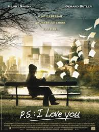 romantic movie poster p s i love you posters domestic vs french movieposteraddict