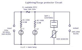 surge suppressor circuit diagram pdf surge image 3 phase surge protector wiring diagram wiring diagram schematics on surge suppressor circuit diagram pdf