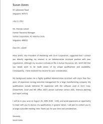 Best Ideas Of Cover Letter Referral Sample In Cover Letter Referral