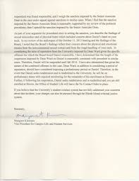 Writing A Letter To A University Dean, Essay On Presidential