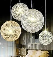 amazing crystal ball chandelier luxury round crystal ball hanging pendant chandelier