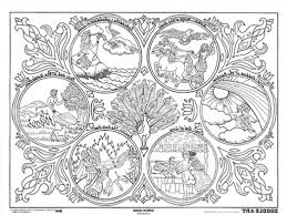 Small Picture Ancient Greek Gods Coloring Pages Throughout esonme